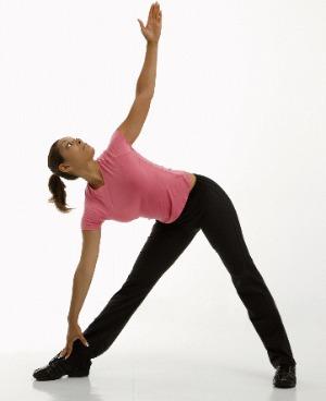 Jóga pro 1.trimestr - posílení nohou a pánevního dna