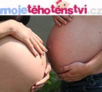 Moje těhotenství