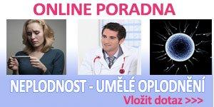 Online poradna - neplodnost, umělé oplodnění